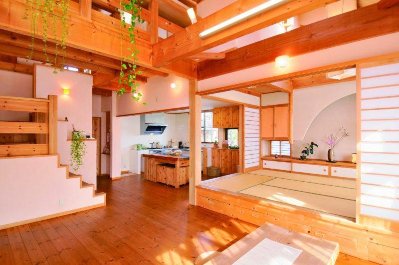 木の家は気持いい! 実験で証明された元気な子が育つ木の家